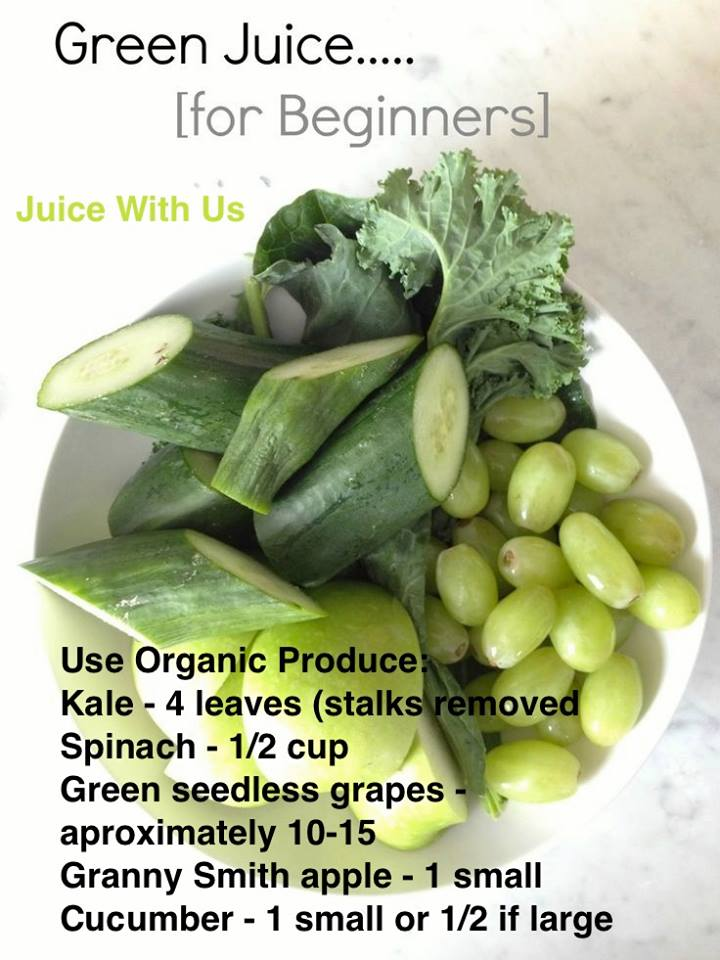 Best Slow Juicer For Beginners : green juice recipes for beginners