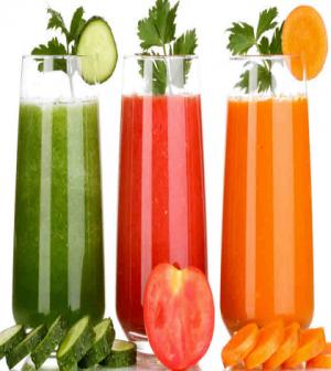 major benefits of juicing