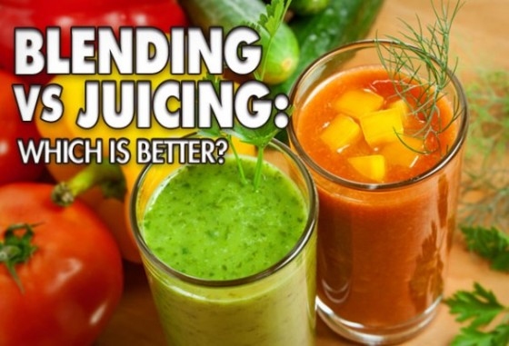 juicing-blending