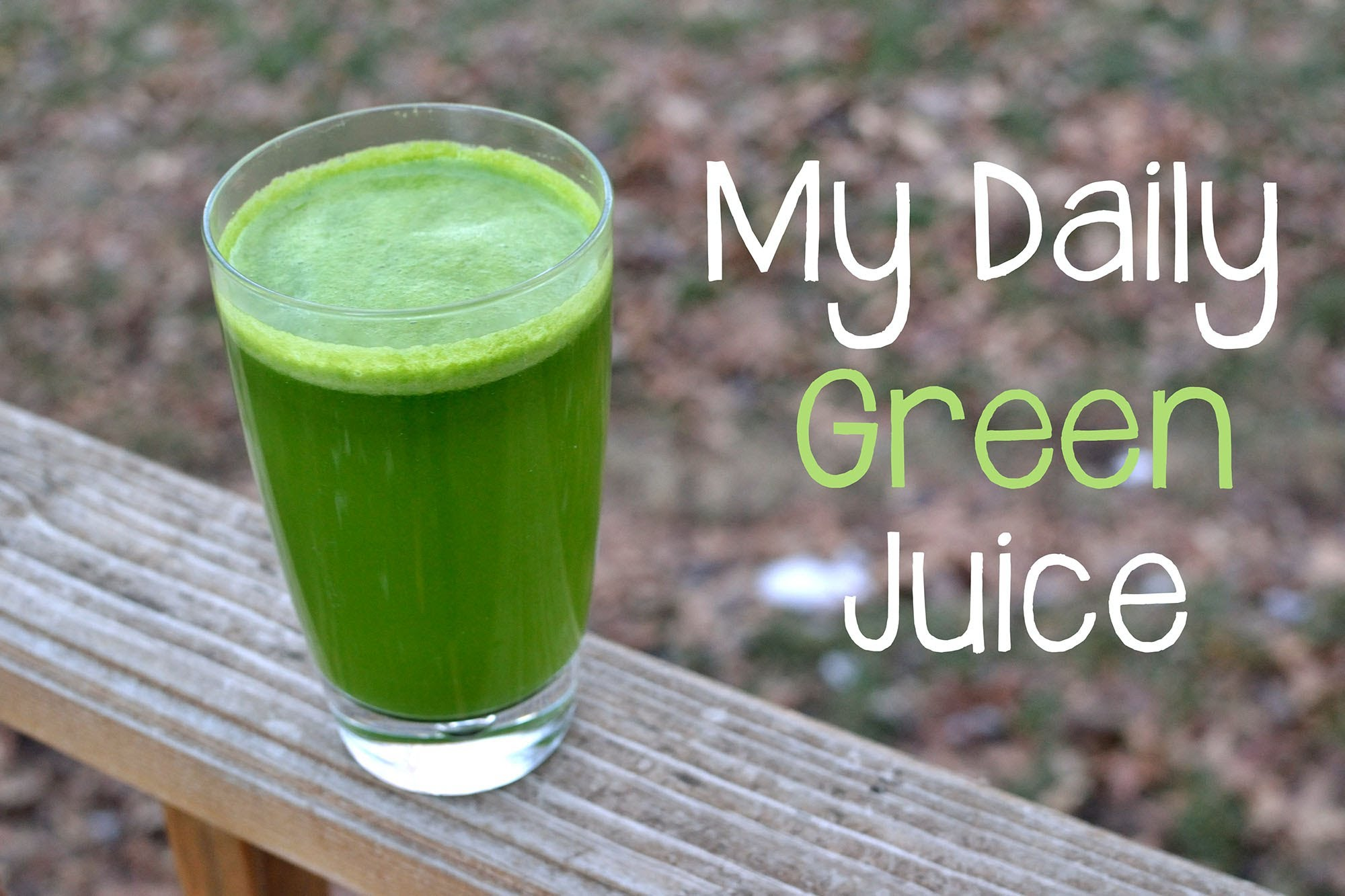 my-daily-green-juice