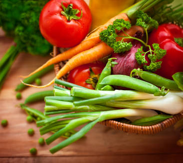 Vegetable-bonanza