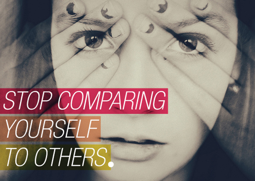 STOP-COMPARING-YOURSELF