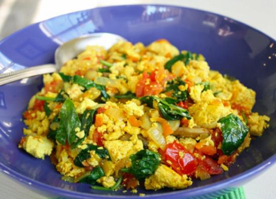 scrambled-tofu
