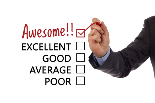 Customer service satisfaction survey