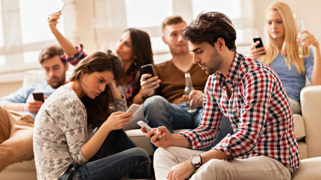 youth addiction in technology